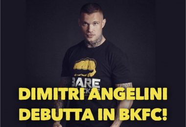 Bare Knuckle Boxing: l'italiano Dimitri Angelini debutta in BKFC! 2