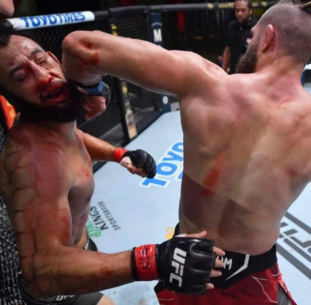 UFC VEGAS 25: AVANTI IL PROSSIMO - I MATCH DA FARE 1
