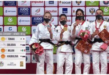 Francesca Milani: terza a Kazan e pass per Tokyo 5
