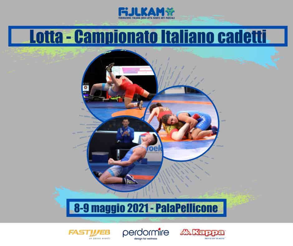 Lotta Campionato Italiano Cadetti 2021 1