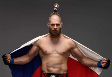L'EUROPA IN UFC: BLACHOWICZ, PROCHAZKA E RAKIC - 2021 10