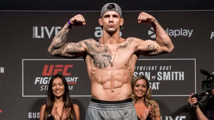 L'EUROPA IN UFC: BLACHOWICZ, PROCHAZKA E RAKIC - 2021 4