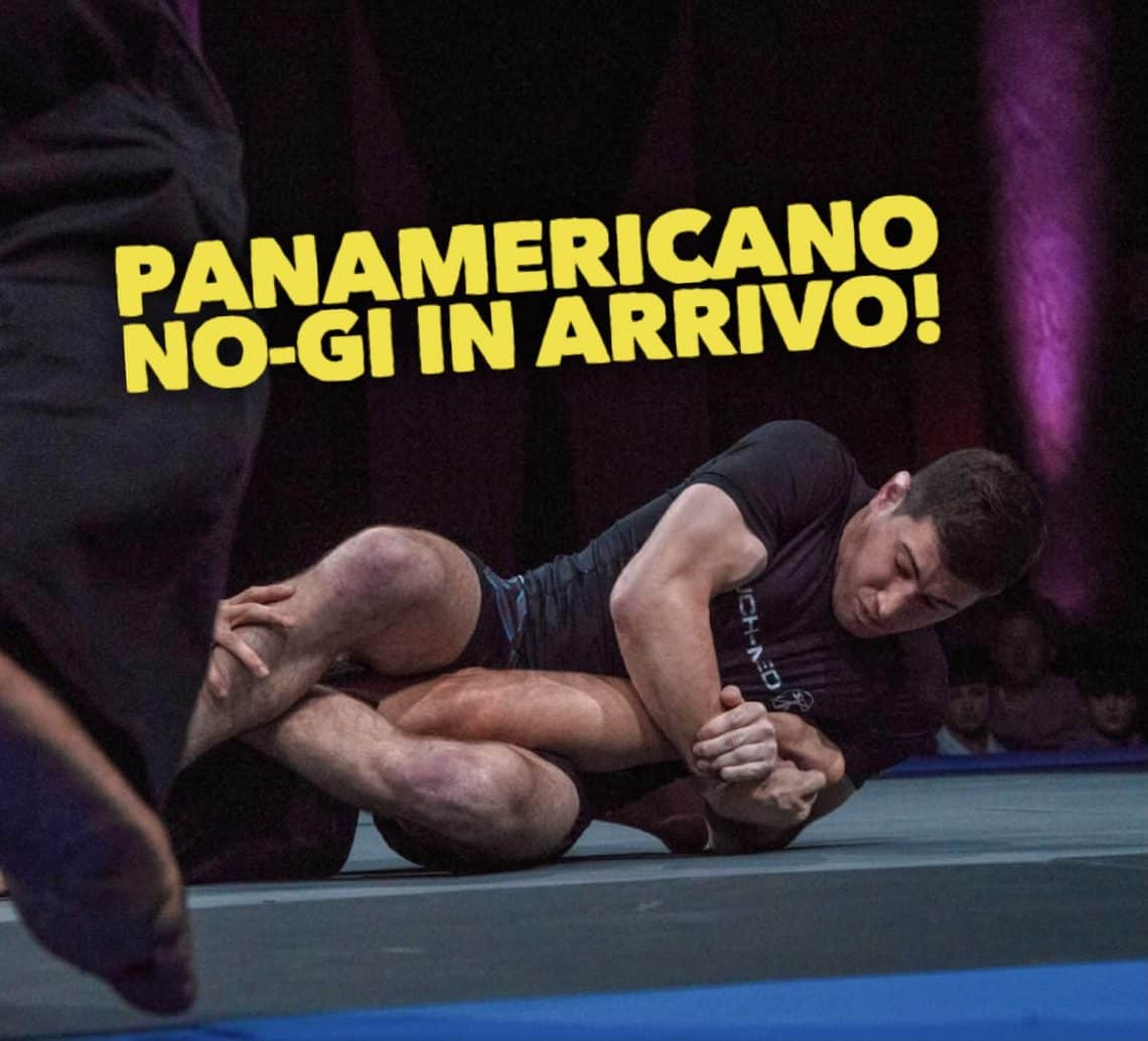 Arrivano i Panams No-Gi, primo grande evento IBJJF con Heel Hooks 1
