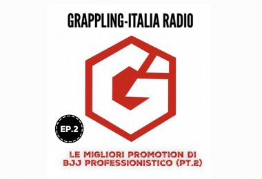 Grappling-Italia Radio Ep.2, ascoltalo subito qui! 7