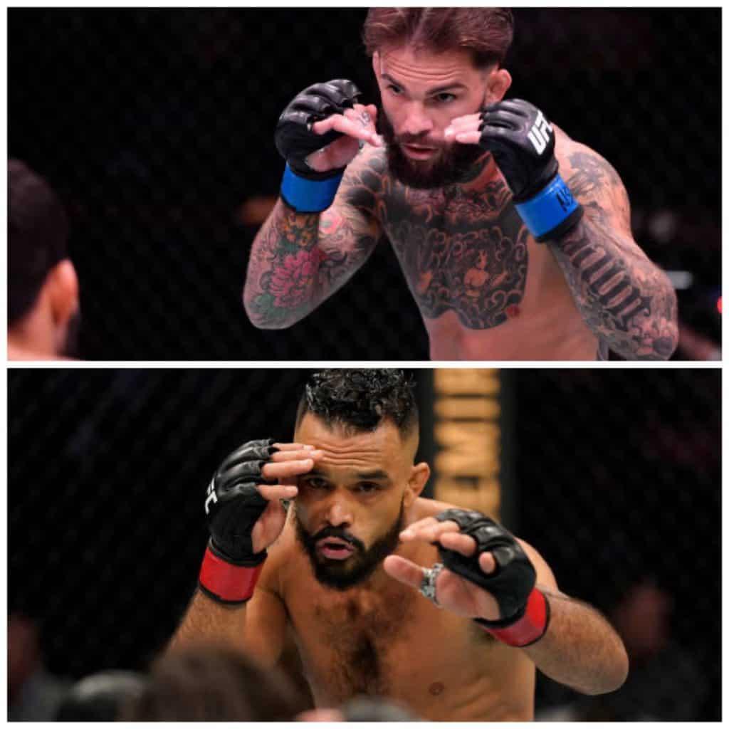 HYPE'S PICK-PRONOSTICI UFC VEGAS 27: FONT VS GARBRANDT