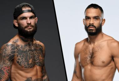HYPE'S PICK - PRONOSTICI UFC VEGAS 27: FONT VS GARBRANDT 4