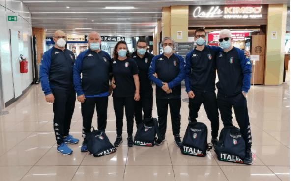 Ripresa del judo paralimpico al Grand Prix di Baku 2021 1