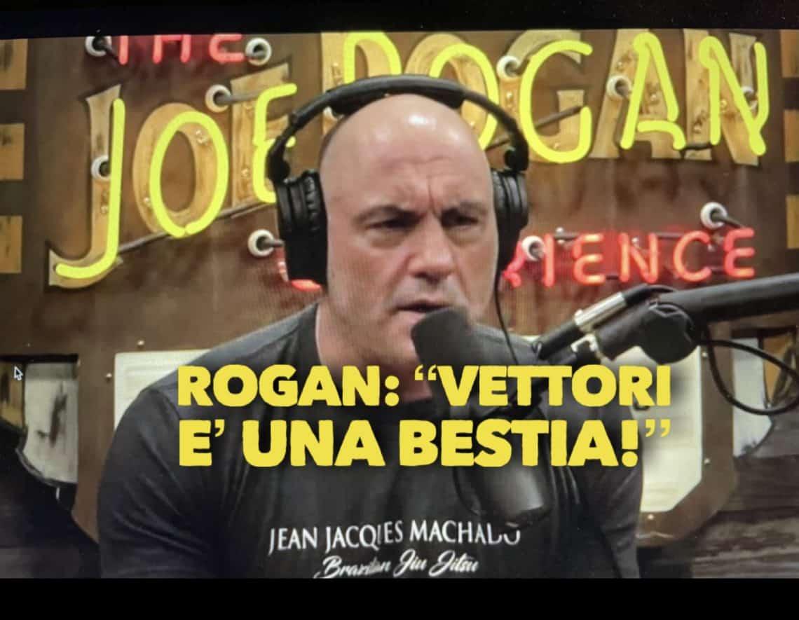 "Joe Rogan: ""Vettori è una bestia!"" 1"
