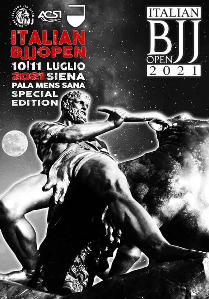 Italian BJJ Open 2021 Special Edition 1