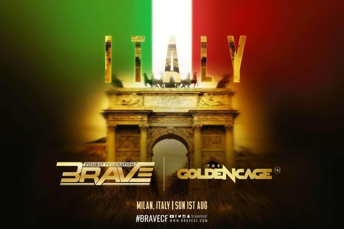 Brave FC | Golden Cage 1