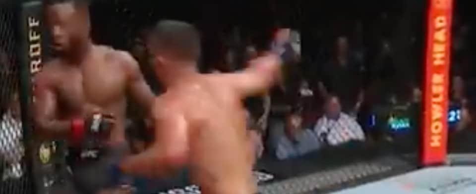 Risultati UFC 263 : Marvin Vettori vs Israel Adesanya (commenti, play-by-play, foto ) 4