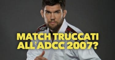 Scoppia il caso Drysdale: ha truccato dei match all'ADCC 2007? 9