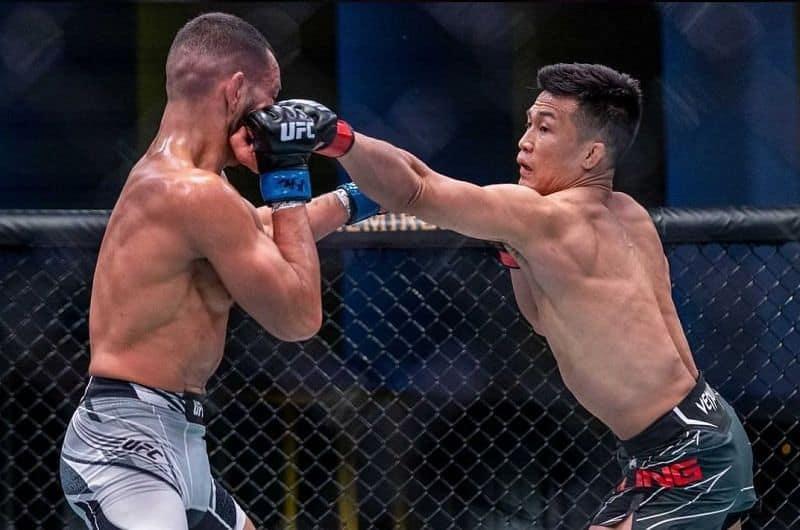 RISULTATI UFC VEGAS 29