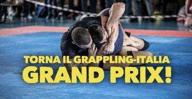Torna il Grappling-Italia Grand Prix! Iscrizioni aperte 17