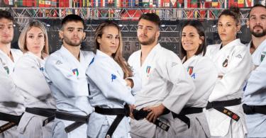 Sorteggio per i judoka azzurri 2