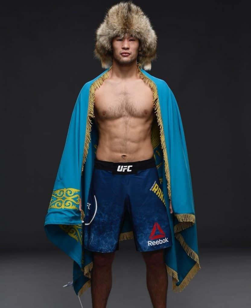 Shavkat Rakhmonov