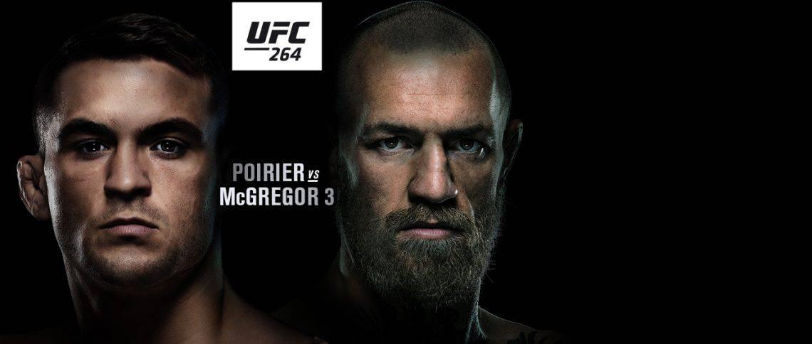 UFC 264: Poirier vs McGregor 3 - HYPE'S PICK