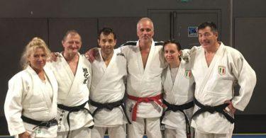 Ripresa anche per il judo master 9
