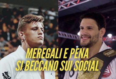 Meregali e Felipe Pena alimentano la rivalità sui social 3