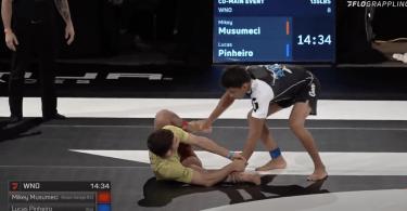 Video: Mikey Musumeci vs Lucas Pinheiro 2021 (Match completo) 3