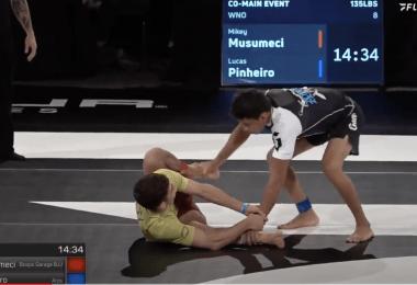 Video: Mikey Musumeci vs Lucas Pinheiro 2021 (Match completo) 12