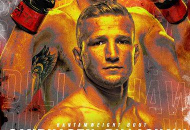 RISULTATI SANDHAGEN VS DILLASHAW - UFC ON ESPN 27 4