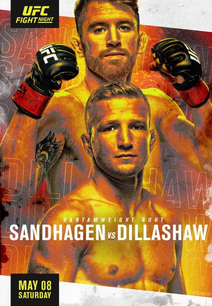 UFC ON ESPN 27: SANDHAGEN VS DILLASHAW - HYPE'S PICK 1