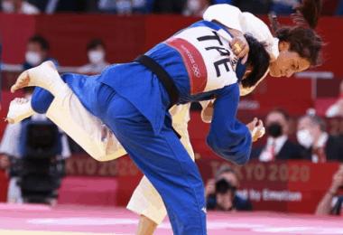 Esordio di Tokyo 2020 per il judo 2