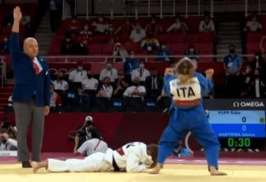 Day 2: i fratelli Abe d'oro e bronzo olimpico per l'Italia con Odette Giuffrida 5