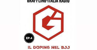 Nuova puntata di Grappling-Italia Radio: il doping nel BJJ (ascolta ora!) 2