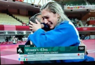 Day 4: per l'Italia seconda medaglia di bronzo con Maria Centracchio (-63 kg) 7