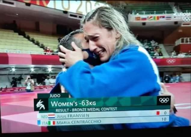 Day 4: per l'Italia seconda medaglia di bronzo con Maria Centracchio (-63 kg) 9