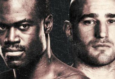 UFC on ESPN: Hall vs. Strickland