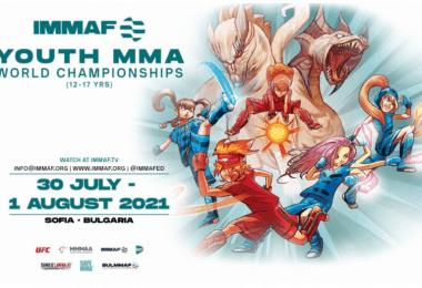Nazionale Italiana FIGMMA presente ai Campionati Mondiali di MMA IMMAF Novizi 4