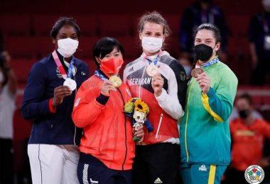 Day 6 senza l'Italia, terzo bronzo olimpico per Aguiar (Bra) 5