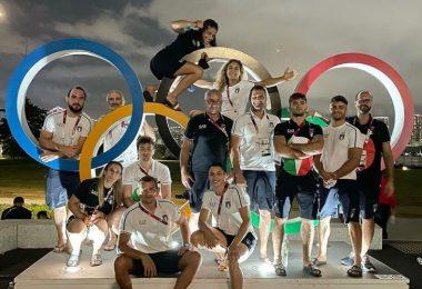 Prima gara olimpica a squadre miste: Italia out ma a testa alta e Francia in trionfo sul Giappone 13