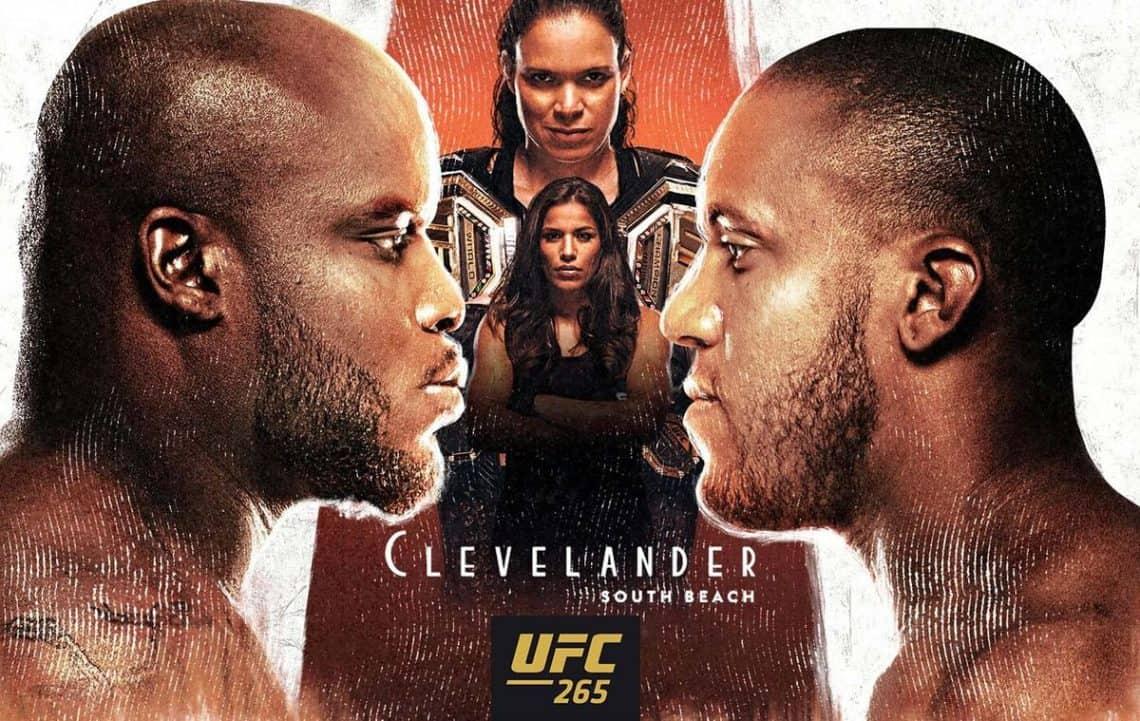 UFC 265: LEWIS VS GANE 1