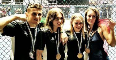 4 bronzi italiani ai Mondiali IMMAF 2