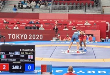 Lotta: Chamizo spera nel bronzo olimpico 7