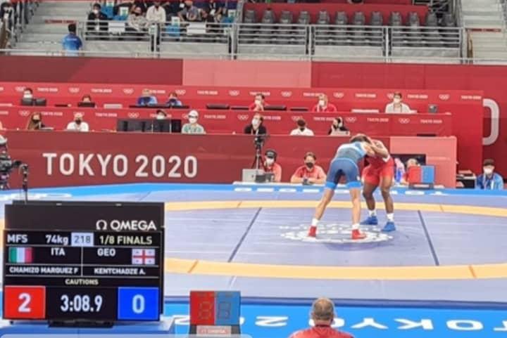 Lotta: Chamizo spera nel bronzo olimpico 1