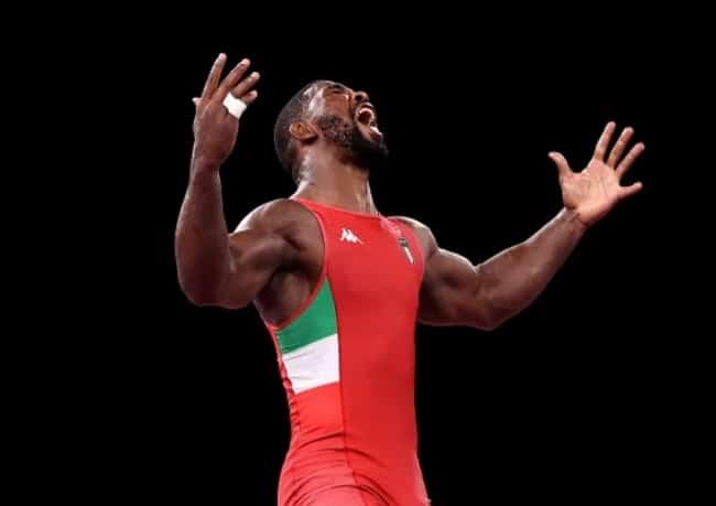 Olimpiadi di lotta: medaglia di bronzo per Conyedo 12