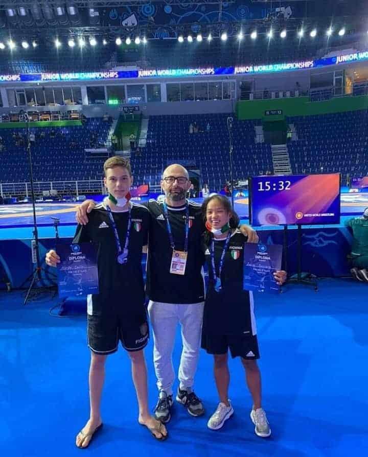 Argento di Lucia Beccaro e bronzo di Marco Galli ai Mondiali di grappling UWW 2021 11