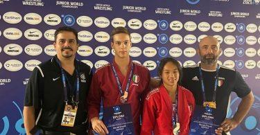Lucia Beccaro vicecampionessa mondiale di grappling-gi e no-gi e Marco Galli bronzo! 1