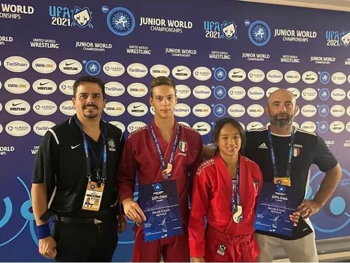 Lucia Beccaro vicecampionessa mondiale di grappling-gi e no-gi e Marco Galli bronzo! 12