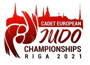 Europei di judo cadetti 2021 a Riga 1