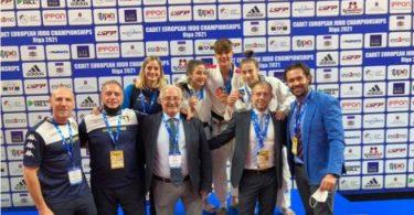 Europei di judo cadetti a Riga 2021 1