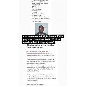 Scoppia uno scandalo di molestie sessuali nel BJJ, grossi nomi coinvolti 2