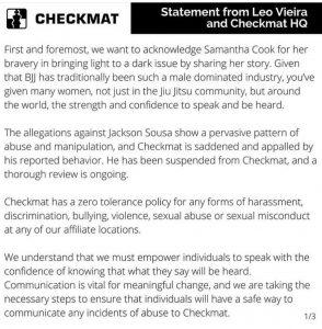 Emergono dettagli sulle accuse di molestia rivolte a Jackson Sousa 5
