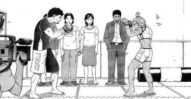 Schiaffi di Carta: Teppu di Moare Ohta (Fumetto MMA Femminile) 4