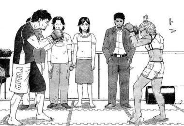 Schiaffi di Carta: Teppu di Moare Ohta (Fumetto MMA Femminile) 7